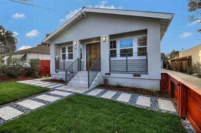 Sunnyvale Single Family Home For Sale: 109 N Frances St