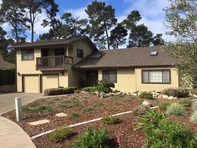 MONTEREY Single Family Home For Sale: 36 Deer Stalker Path