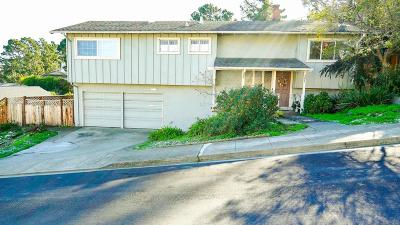 SAN BRUNO Single Family Home For Sale: 251 Amador Ave