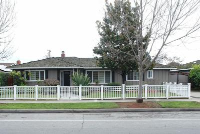 Single Family Home For Sale: 1370 Pine Ave