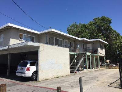 San Jose Multi Family Home For Sale: 1401 Dubert Ln