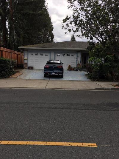 Mountain View Rental For Rent: 443 Central Ave 445
