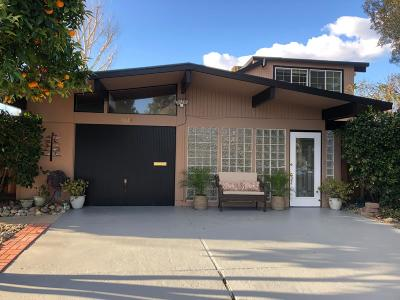 SAN JOSE Single Family Home For Sale: 1621 Fairlawn Ave