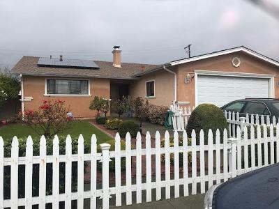 Milpitas Single Family Home For Sale: 355 Timber Way