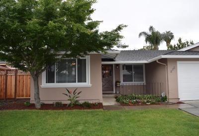 SAN JOSE Single Family Home For Sale: 500 Broderick Dr