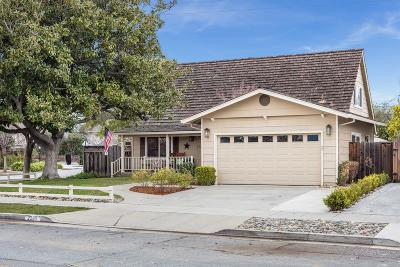 SAN JOSE Single Family Home For Sale: 2586 Custer Dr