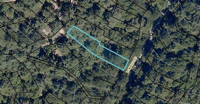 Santa Cruz County Residential Lots & Land For Sale: 0 Lompico Rd