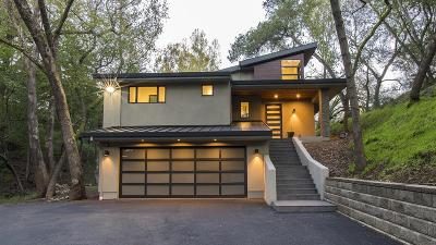 LOS GATOS Single Family Home For Sale: 19 Highland Ave