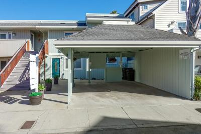 CAPITOLA Single Family Home For Sale: 208 Stockton Ave