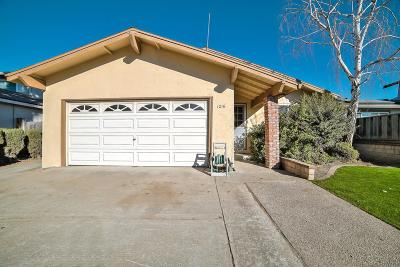 MILPITAS Single Family Home For Sale: 1216 Moonlight Way