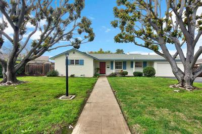 SAN JOSE Single Family Home For Sale: 1885 Meridian Ave