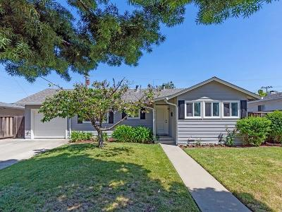 Sunnyvale Single Family Home For Sale: 788 Ramona Ave