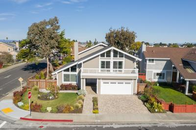 FOSTER CITY Single Family Home For Sale: 801 Lurline Dr