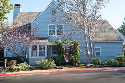Redwood Shores Townhouse For Sale: 401 Mendocino Way