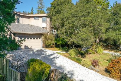 Scotts Valley Single Family Home For Sale: 460 Twin Pines Dr