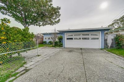 Sunnyvale Single Family Home For Sale: 582 Maple Ave
