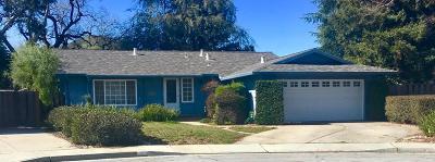 MORGAN HILL CA Single Family Home For Sale: $840,000