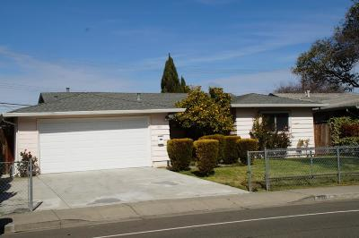 SANTA CLARA Single Family Home For Sale: 851 Clyde Ave