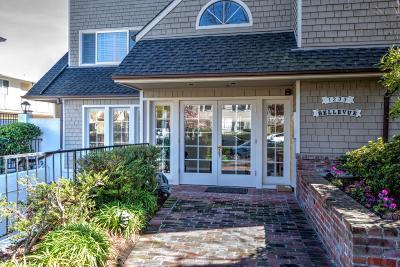 Burlingame Townhouse For Sale: 1233 Bellevue Ave 8
