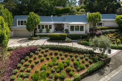 MENLO PARK Single Family Home For Sale: 2325 Tioga Dr