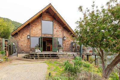 Carmel Single Family Home For Sale: 37719 Palo Colorado Rd