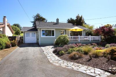 Santa Cruz County Single Family Home For Sale: 329 Kingsbury Dr
