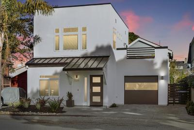 Santa Cruz County Single Family Home For Sale: 520 Alta Loma Ln