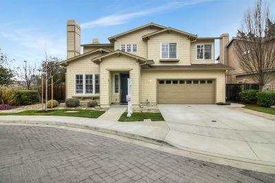 LOS GATOS Single Family Home For Sale: 225 Beethoven Ln