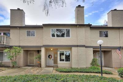 Morgan Hill Condo For Sale: 744 Mendecino Way