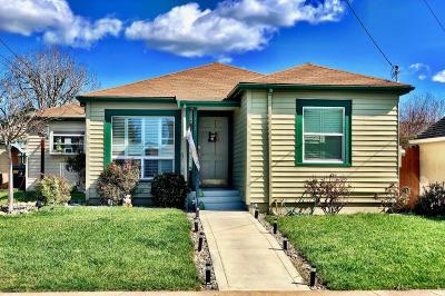 Watsonville Single Family Home For Sale: 110 Monte Vista Ave