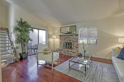 SUNNYVALE Townhouse For Sale: 1243 Henderson Ave A