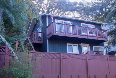 APTOS Single Family Home For Sale: 516 Bonita Dr