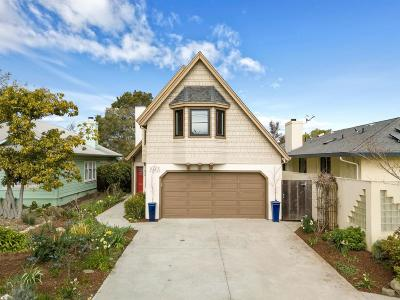 SANTA CRUZ Single Family Home For Sale: 1943 Alice St