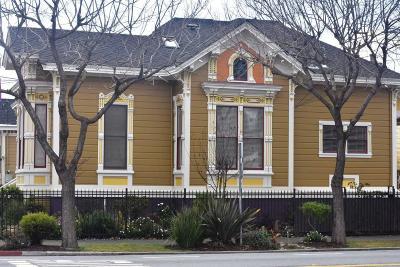 SAN JOSE Townhouse Contingent: 285 E Saint James St 1