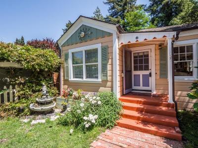 Single Family Home For Sale: 402 Bernal St