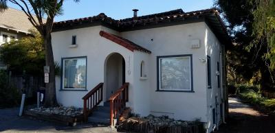 Single Family Home For Sale: 1119 Mission St