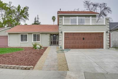 Single Family Home For Sale: 607 Lanfair Dr