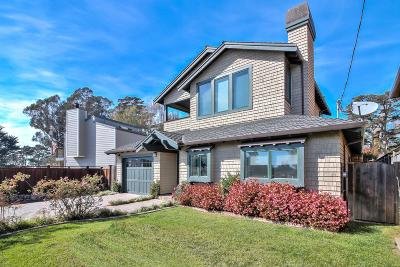 Santa Cruz County Single Family Home Contingent: 419 Locke Dr