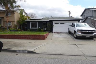 SAN JOSE Single Family Home For Sale: 3478 Rocky Mountain Dr