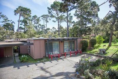 Pebble Beach Single Family Home For Sale: 2981 Sloat Rd
