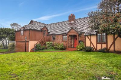 DALY CITY Single Family Home Contingent: 117 Garden Ln