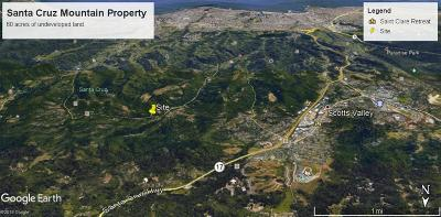 Santa Cruz County Residential Lots & Land For Sale: None Mountain View Rd.