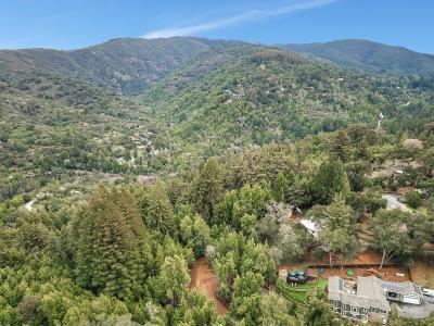 Los Gatos Residential Lots & Land For Sale: Idylwild Rd