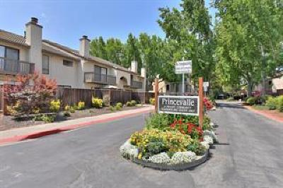 GILROY Townhouse For Sale: 708 Gettysburg Way
