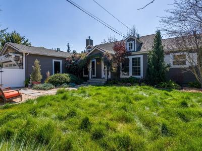 Redwood City Single Family Home For Sale: 334 Encina Ave