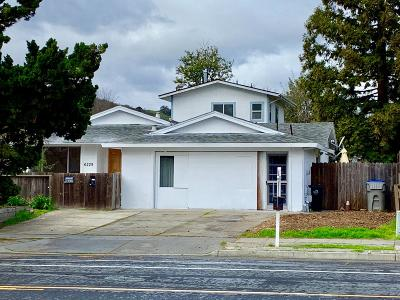 Single Family Home For Sale: 6229 Snell Ave