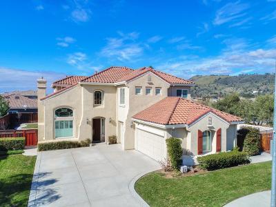 MORGAN HILL Single Family Home For Sale: 1661 Avenida De Los Padres