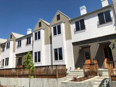 SUNNYVALE Townhouse For Sale: 851 Maria Ln