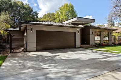 Menlo Park Single Family Home For Sale: 655 Gilbert Ave