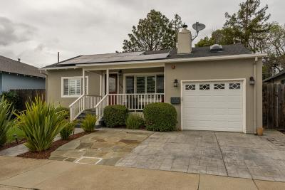SAN MATEO Single Family Home Contingent: 149 San Miguel Way